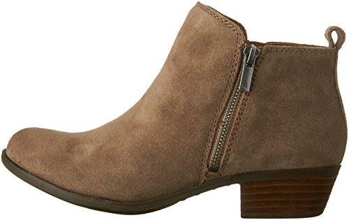 Lucky Womens Basel Boot Ankle Bootie