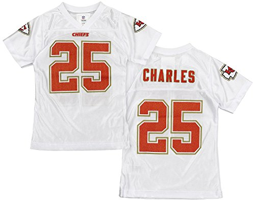Jamaal Charles Kansas City Chiefs Youth Jersey, Chiefs Jamaal