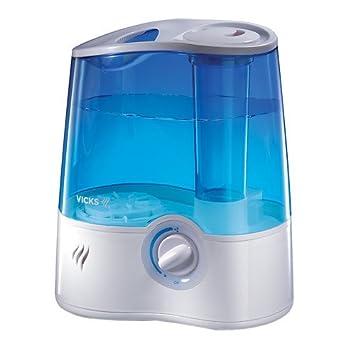 Vicks Ultrasonic 1.2 Gallon Cool Mist Humidifier, Model V5100n 1 Ea