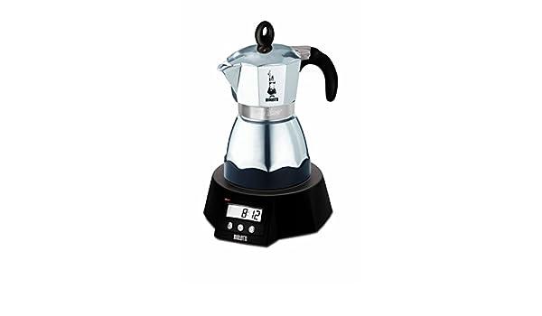 Cafetera Bialetti 3 tazas eléctrica Moka Easy progra. Potencia 365 ...