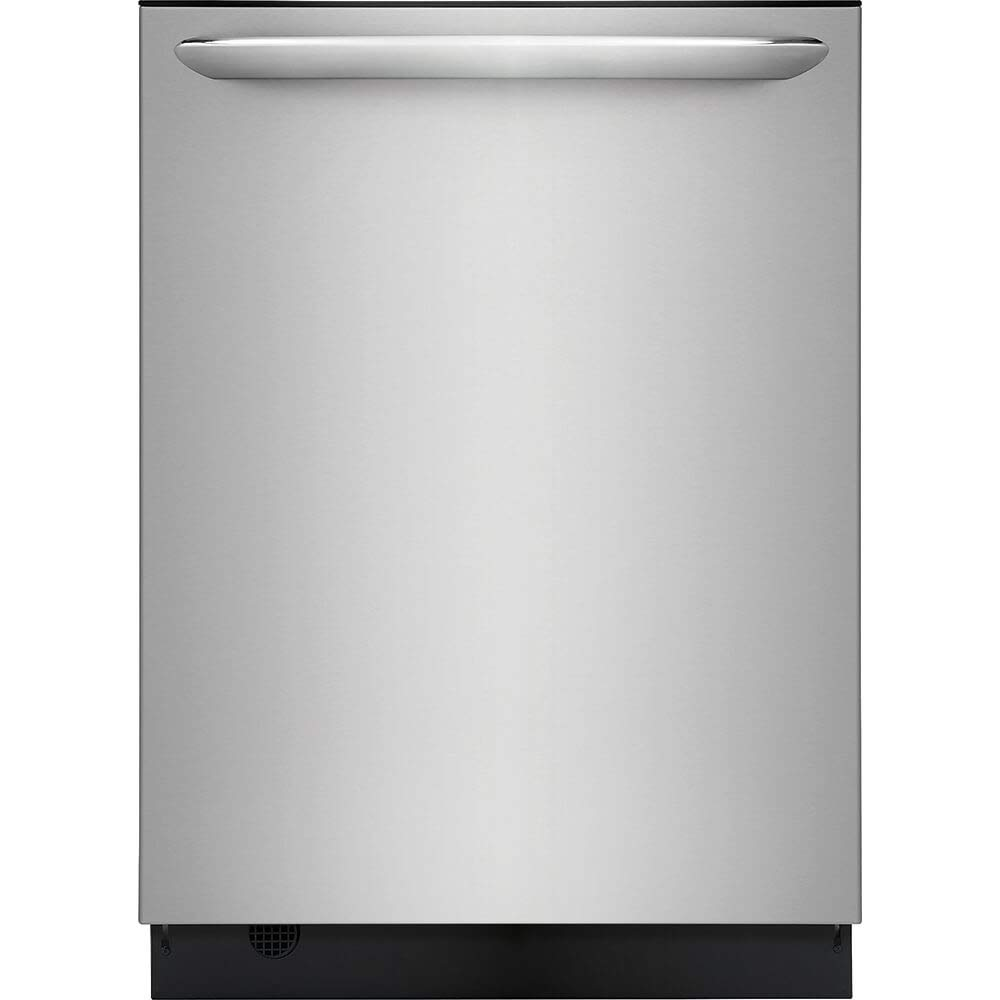 "Frigidaire FGID2479SF 24"" Built In Fully Integrated Dishwasher with 8 Wash Cycles, Quick Wash, in Stainless Steel"