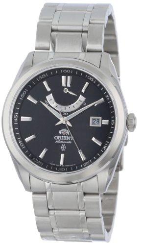 Orient Men's FFD0F001B Vintage Power Reserve Meter Watch