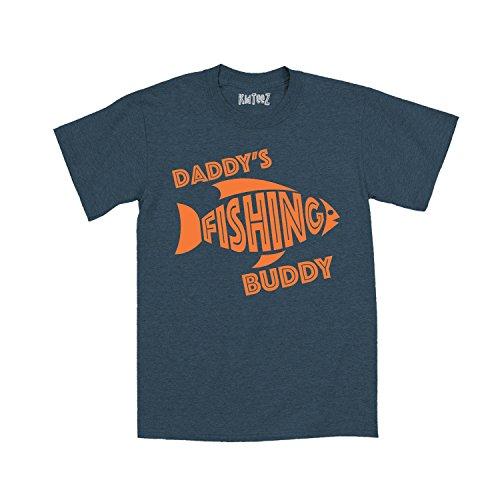 Fishing Buddy Kids T-shirt - 2
