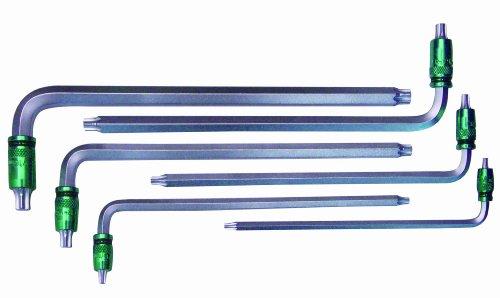 Astro 1035 2-in-1 Torx Key Wrench Set, 6-Piece