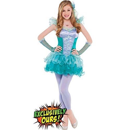 Teen Girls Ariel Mermaid Costume (Ariel Costumes For Teens)