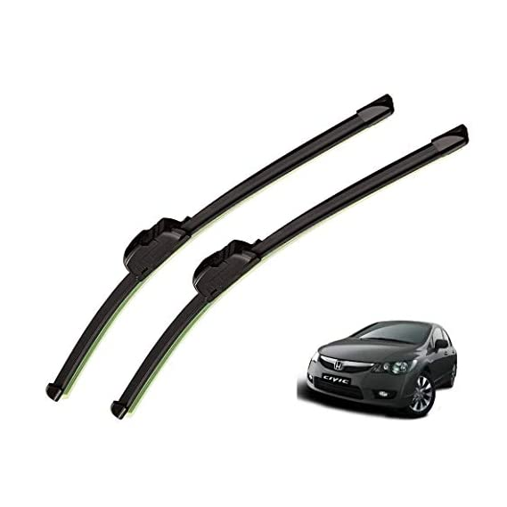 Auto Hub Car Wiper Blades for Honda Civic