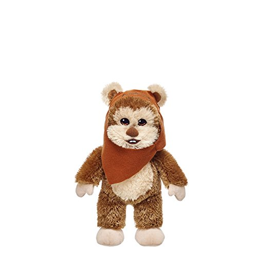 Build-a-Bear Workshop 10 in. Mini Ewok Star Wars