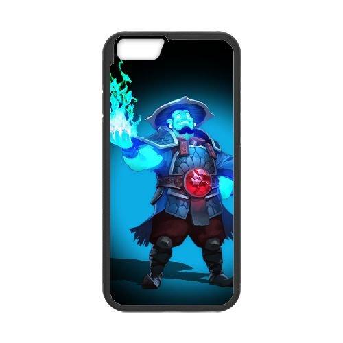 Storm Spirit 2 coque iPhone 6 Plus 5.5 Inch cellulaire cas coque de téléphone cas téléphone cellulaire noir couvercle EEECBCAAN01937