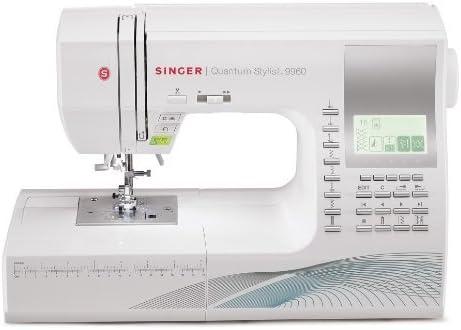 Máquina de coser Singer 9960 Quantum