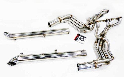 side pipes corvette - 7
