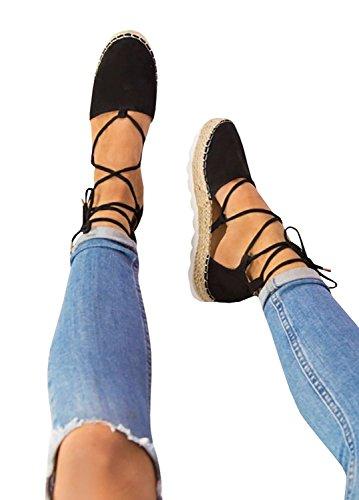 Lace Up Shoes - 5