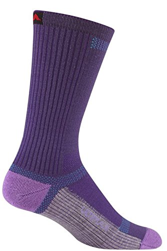Wigwam Ultra Cool Lite Low Women's Socks Plum Sew MD