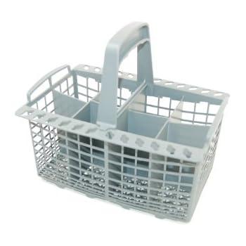 Amazon.com: Genuine Brandt Blanco – Cesta de cubiertos para ...