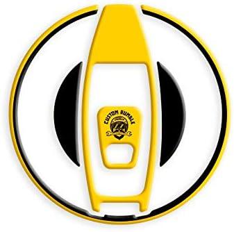 M PROTEZIONE TAPPO BENZINA DUCATI SCRAMBLER GP-545 Light Yellow