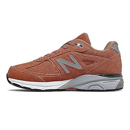 b275d872ae836 (ニューバランス) New Balance 靴・シューズ レディースランニング 990v4 Burnt Orange バーント オレンジ 4.5