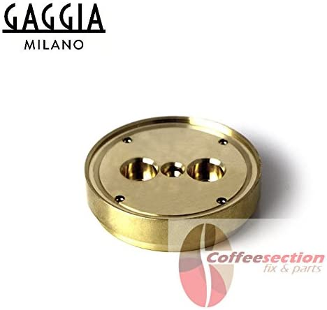 Gaggia WGA16G1002 - Soporte de ducha (latón, 57 x 14 mm, kit para ...