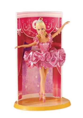 Barbie Christmas Ornament.Amazon Com Carlton Cards Heirloom Prima Ballerina Barbie Christmas
