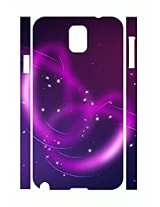 Individualized Sweet Love Heart Series Durable Plastic Phone Skin Case for Samsung Galaxy Note 3 N9005
