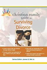 Christian Family Guide to Surviving Divorce (Christian Family Guides) Paperback