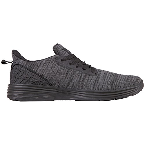 Kappa Paras Unisex-adulti Ml Low-top Nero (1111 Nero)