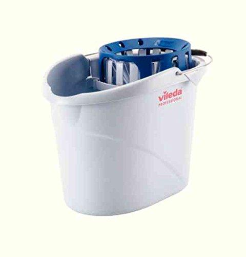 Vileda 138924 Supermop Bucket/Wringer, Blue Vileda Professional VIL16665