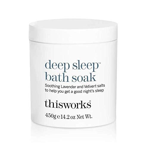 ThisWorks Supersize Deep Sleep Bath Soak 450 grams