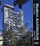 Modern Architecture since 1900, Curtis, William, 0135866944