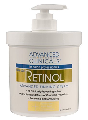 Retinol Advanced Firming Cream Clinicals product image