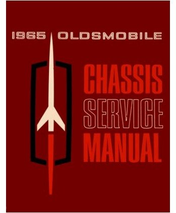 1965 Oldsmobile 98 88 442 Cutlass F85 Shop Service Repair Manual Engine OEM - Oldsmobile Cutlass Cruiser Clutch
