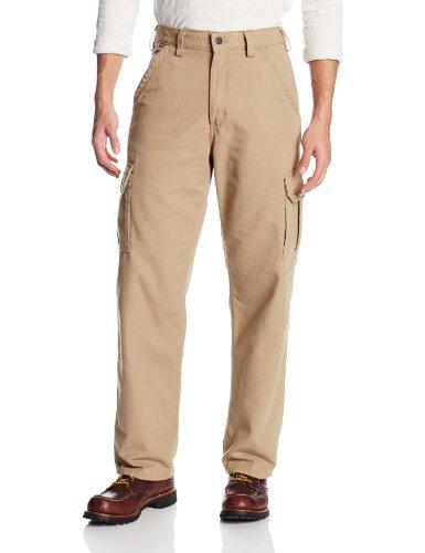 (Carhartt Men's Flame Resistant Cargo Pant,Golden Khaki,40 x 30 )