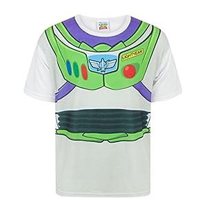 Toy Story Disney Buzz Lightyear Costume Boy's T-Shirt