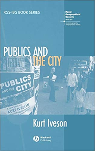 Publics and the City