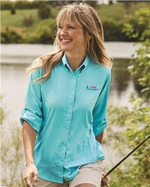 Columbia Sportswear Tamiami Ii Long Sleeve Shirt   Women39 S