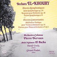 Becchara El-Khoury - Orchestral Works