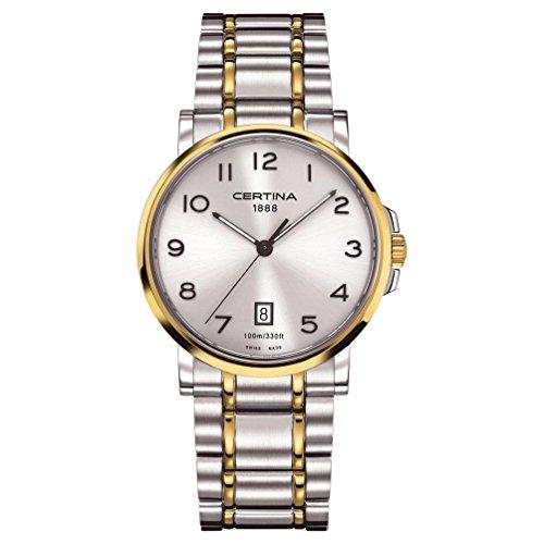Certina DS Caimano C017.410.22.032.00 Mens Wristwatch Classic & Simple