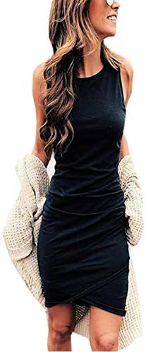 BTFBM Womens Casual Stretchy Bodycon product image