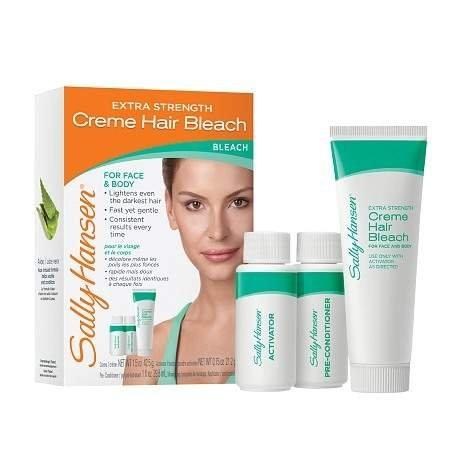 Sally Hansen Creme Hair Bleach Kit Extra Strength - 3PC