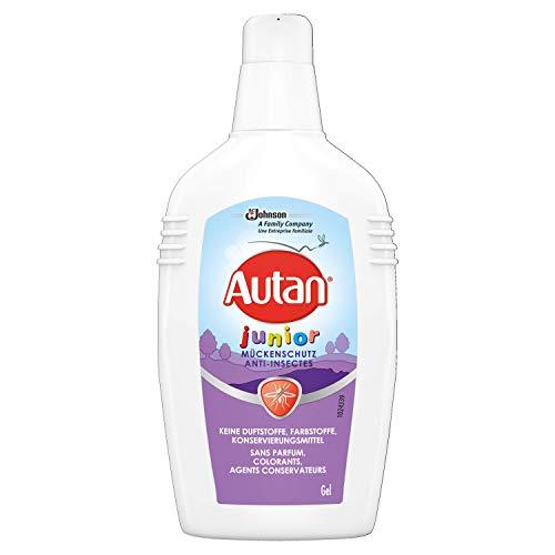 AUTAN Family Care Junior Gel 100ml (1 x 100ml) (Autan Repellent)