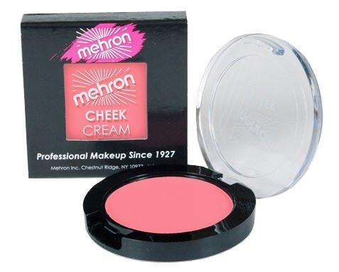 Mehron Makeup CHEEK Cream, PINK CORAL- .3oz