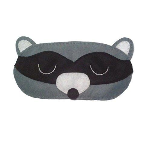 Racoon Sleep Mask]()