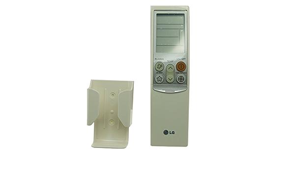 con Dos Pilas 121AV AAA Incluidas Control Remoto para LG AKB74375303 Air Conditioner