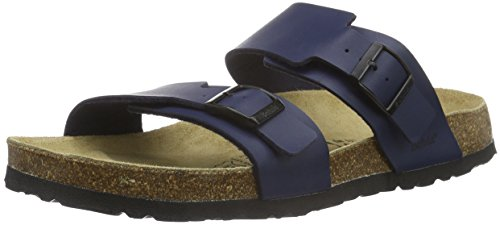 Betula Global No.1 - Sandalias Unisex adulto Blau (BF Navy)