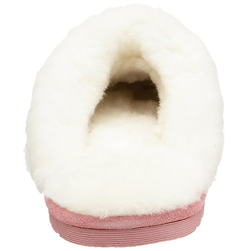 Tamarac by Slippers International Womens Fluff  Slipper Pink ToUkHIOP