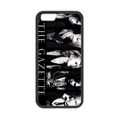 Nightmare Visual Rock 002 coque iPhone 6 Plus 5.5 Inch Housse téléphone Noir de couverture de cas coque EOKXLKNBC20149