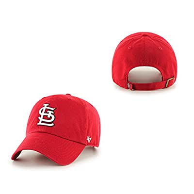 MLB '47 Clean Up Adjustable Baseball Cap, Adult