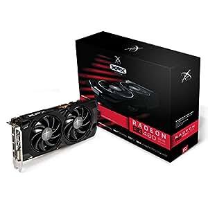 XFX RX-480P836BM AMD Radeon RX 480 RS 8GB GDDR5 DVI/HDMI/3Displayport PCI-Express Video Card
