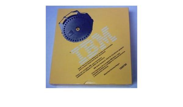 IBM 1299790 quietwriter máquina de escribir - Non Correctable IBM cinta original producto: Amazon.es: Oficina y papelería