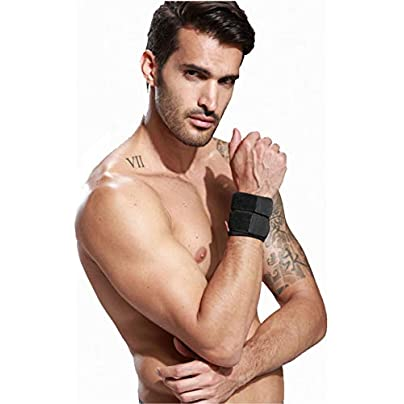 Adjustable Pressure Sports Wrist Braces Basketball Weightlifting Men s Wristbands Elbows Winding Fitness Female Care Wrist Elastic Band Estimated Price £11.65 -
