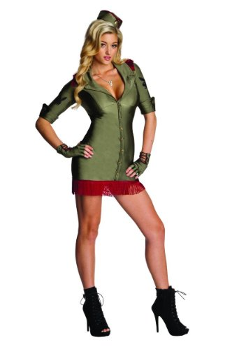 [Secret Wishes Womens Playboy Bombshell Costume, Green, X-Small] (Secret Agent Woman Costume)