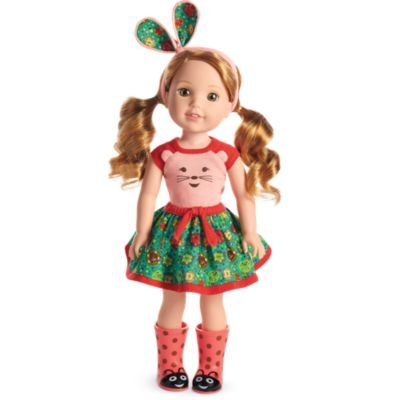 American Girl WellieWishers Willa Doll by American Girl - Toys
